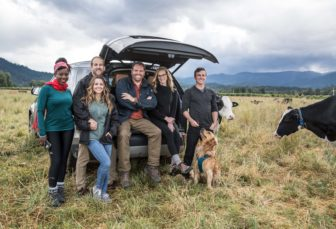 Josh Gates for Travel Channel and Land Rover; Episode 3